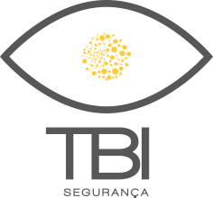 TBI Segurança Logotipo